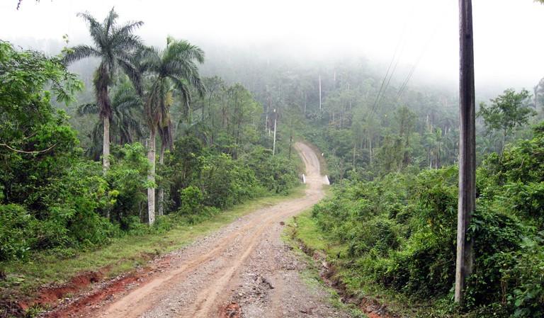 Guanayara Road | © VIChapayev/WikiCommons