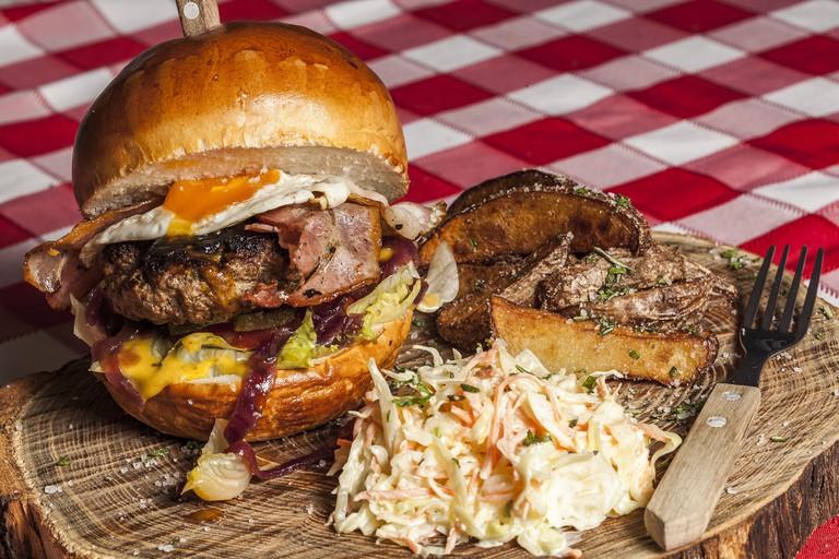 Gourmet Burger | ©brenkee/Pixabay