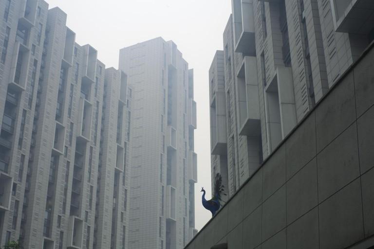Cao Fei, Haze and Fog, 2013, C-print, 70 x 105 cm