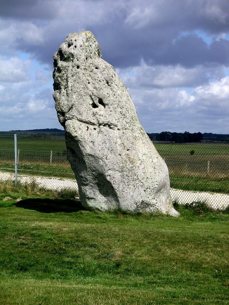 Heel Stone | © Ewen Roberts / Flickr