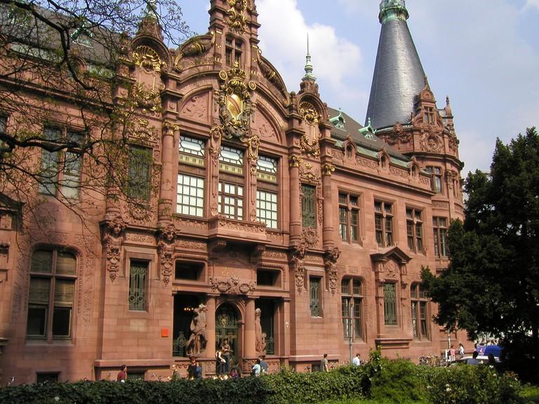 Heidelburg University Library