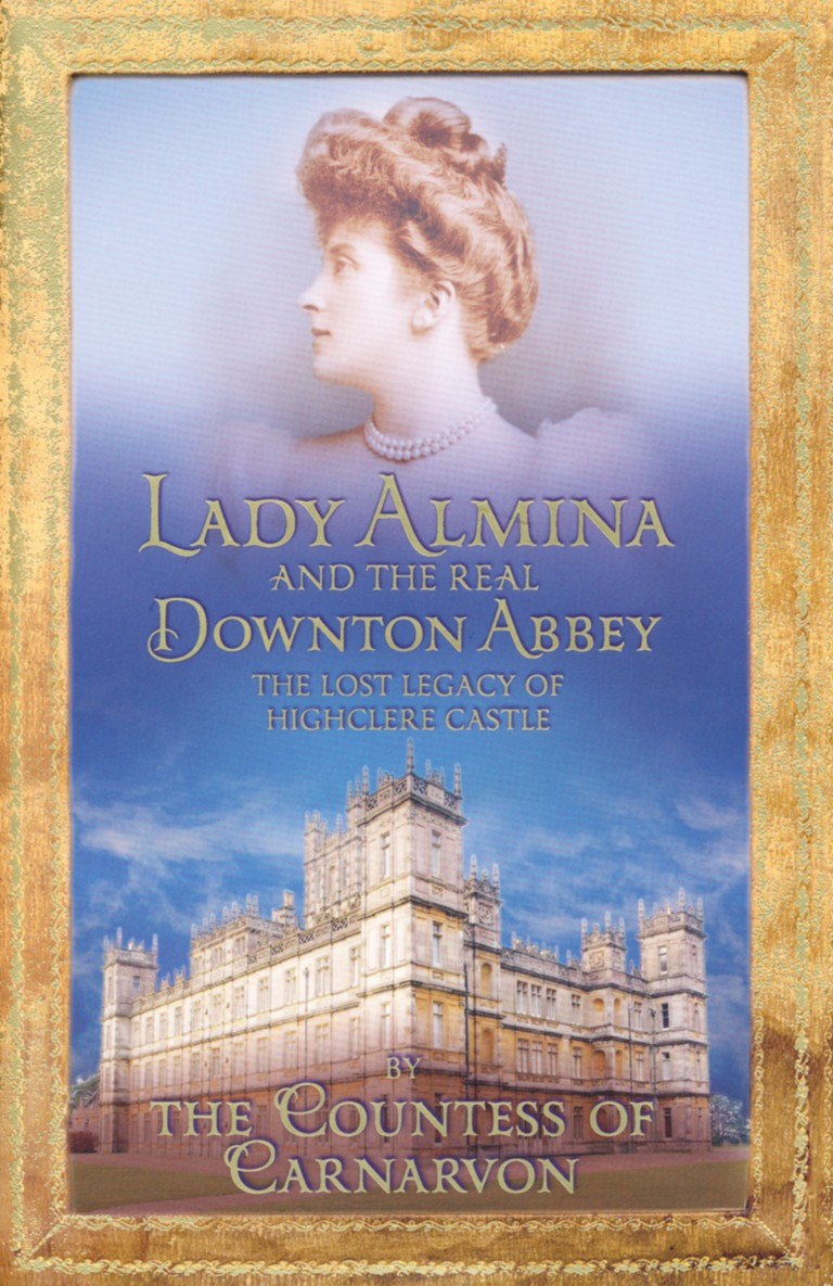 Highclere Castle Almina UK Cover