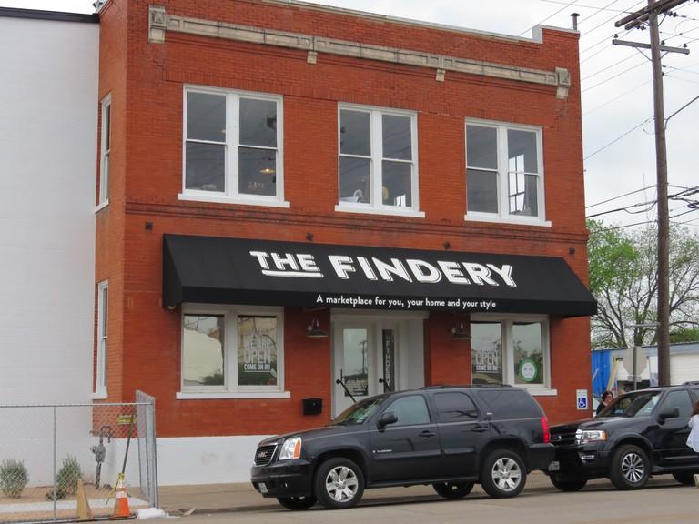 The Findery | © Dedra Davis