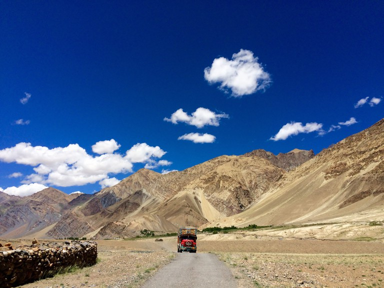 A roadtrip to the Buddhist heartland of Zanskar is all about magnificent views & scenic landscapes