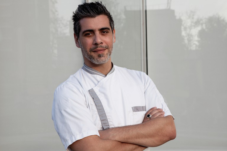 Chef Yuval Fachler | Courtesy of Yael Rivnay