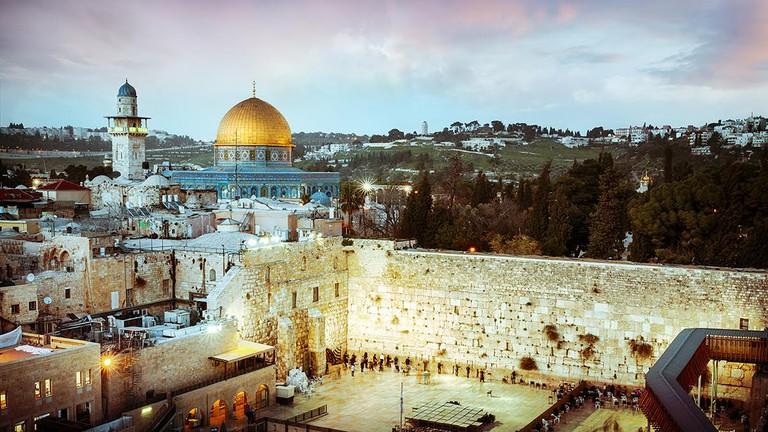 City of Jerusalem © Jörg Dickmann Photography
