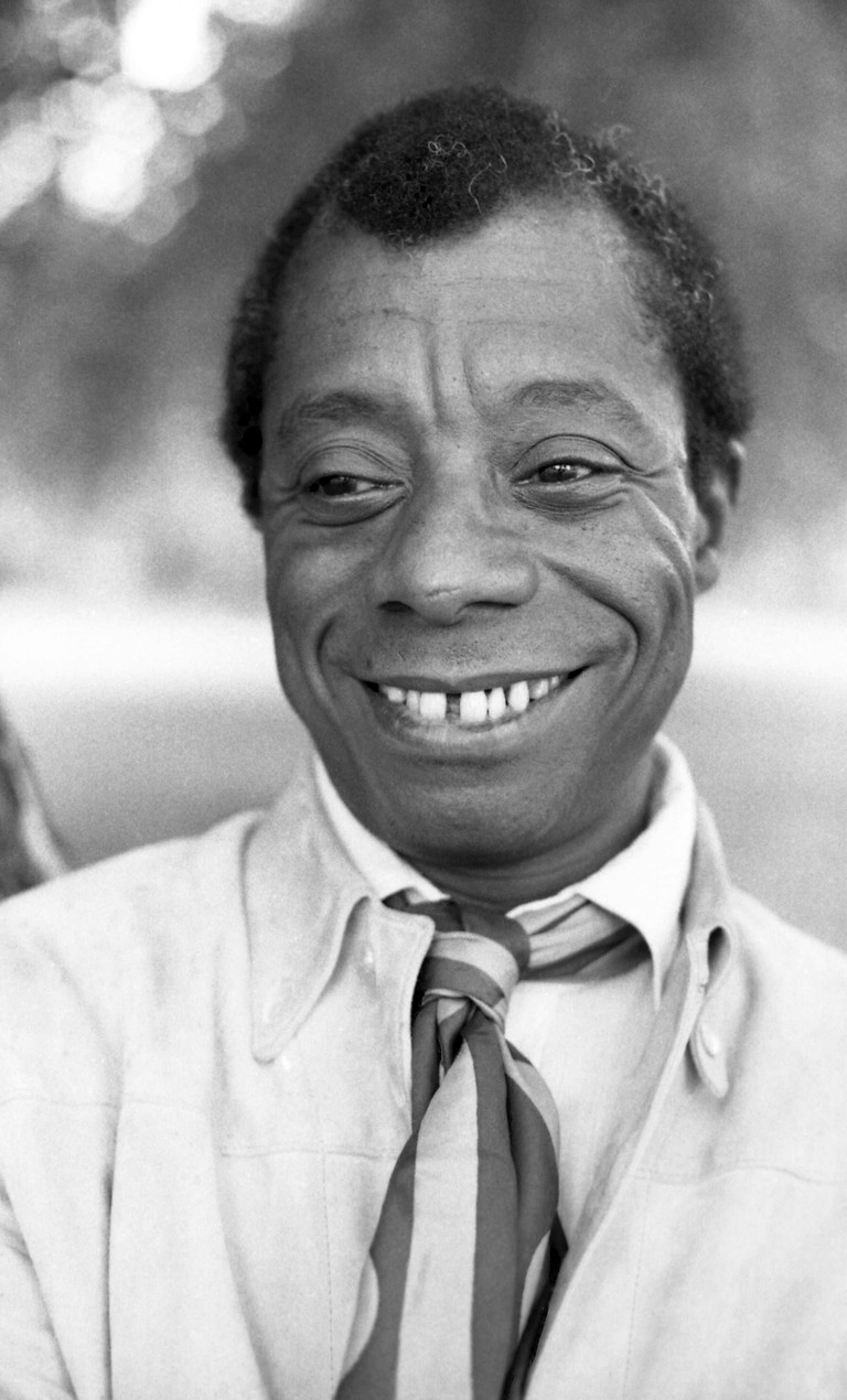 James Baldwin ¦ © Alan Warren (https://commons.wikimedia.org/wiki/File:James_Baldwin_35AllanWarren_Allan_Warren.jpg)