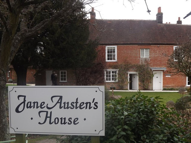 Jane Austen's House in Chawton © Colin Smith/Geograph.com