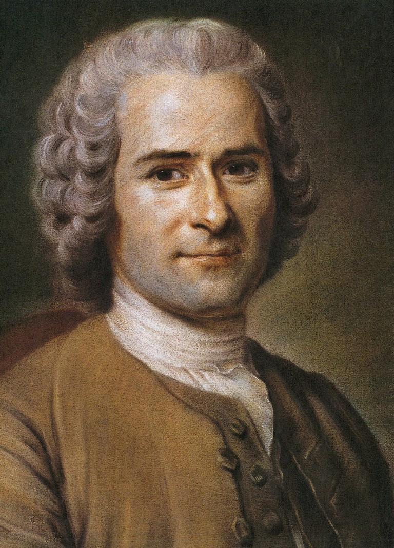 Jean Jacques Roussea Portrait | © https://en.wikipedia.org/wiki/Jean-Jacques_Rousseau
