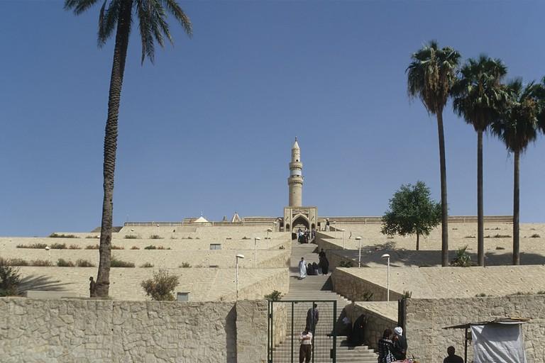 Jonah's Tomb, Mosul, Iraq | © RolandUnger/WikiCommons