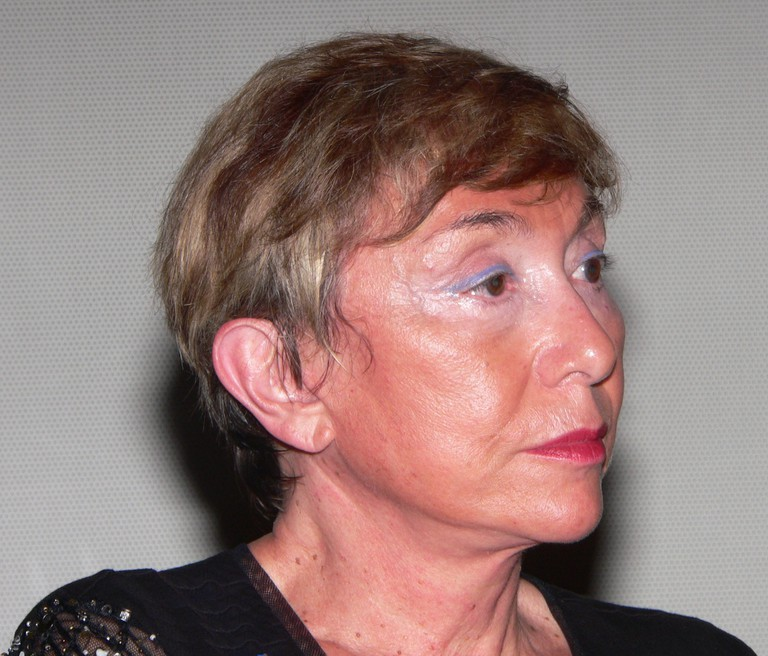 Julia_Kristeva | © David Monnaux (https://commons.wikimedia.org/wiki/Julia_Kristeva#/media/File:Julia_Kristeva_p1200568.jpg)
