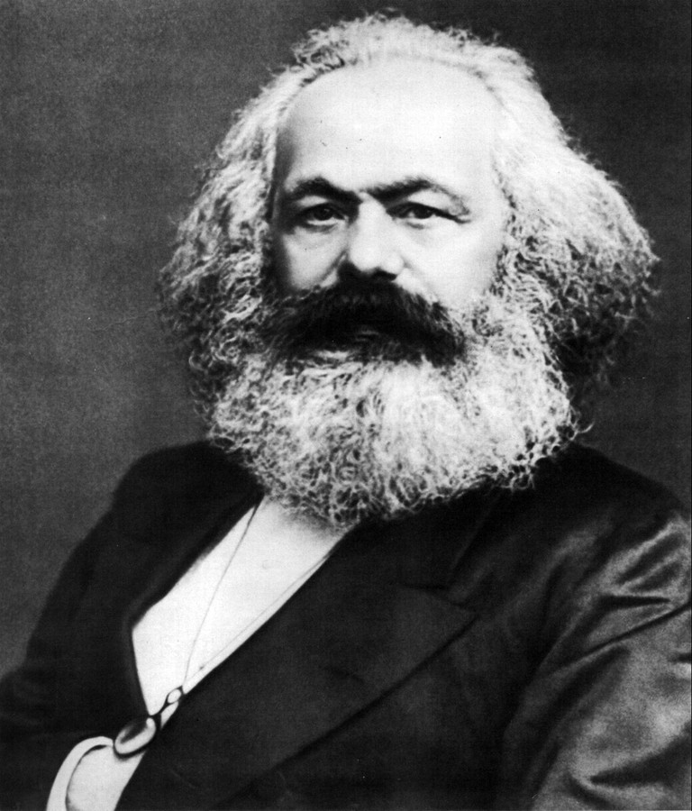 Karl Marx | © International Institute of Social History, Netherlands (https://commons.wikimedia.org/wiki/File:Karl_Marx.jpg)