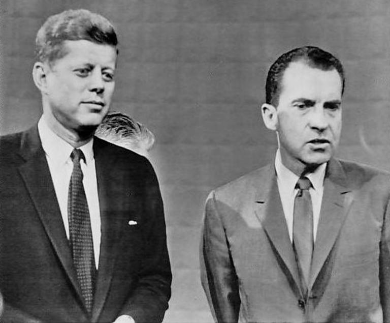 Kennedy and Nixon