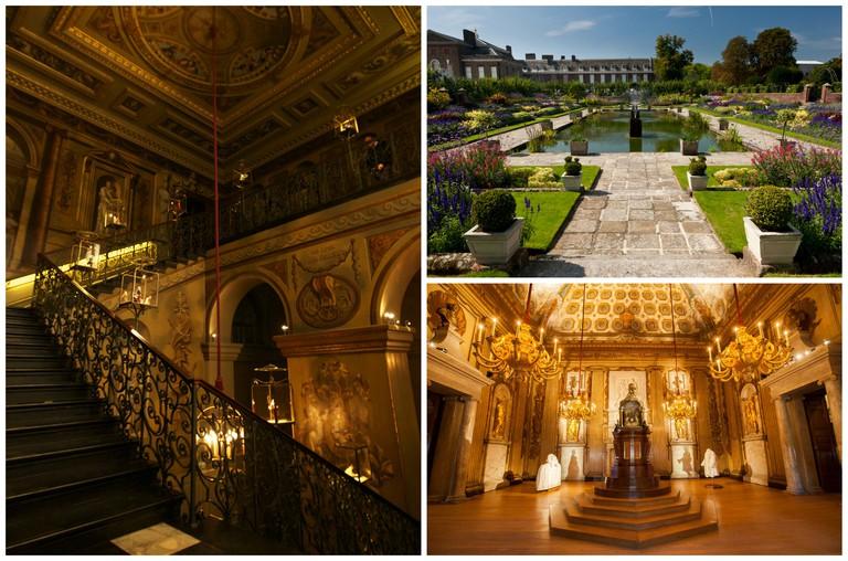 Kensington Palace and Gardens   © Historic Royal Palaces