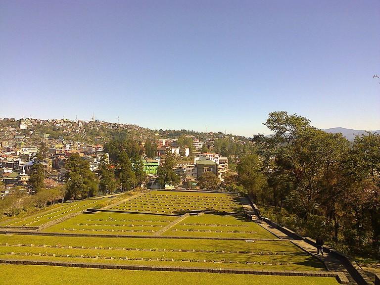 Kohima War Cemetry, Nagaland