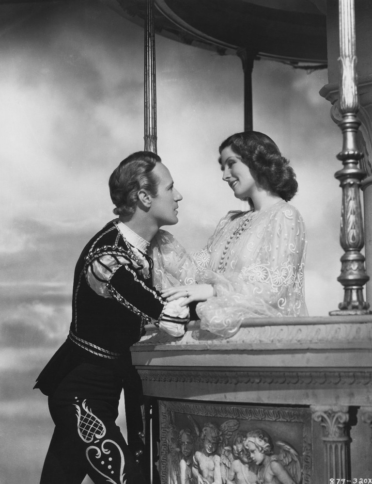 Romeo and Juliet, 1936 MGM film | © MGM/WikiCommons