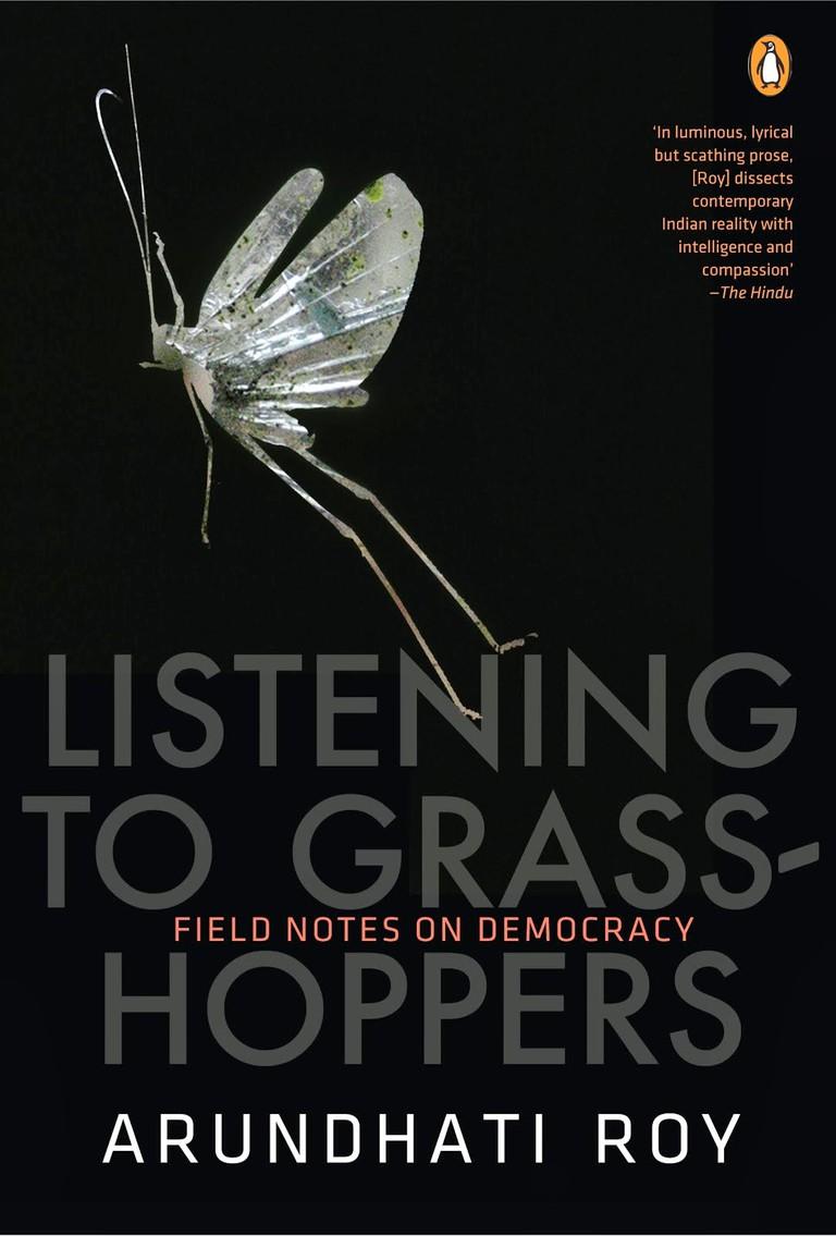 Listening To Grasshoppers | © Arundhati Roy 2009