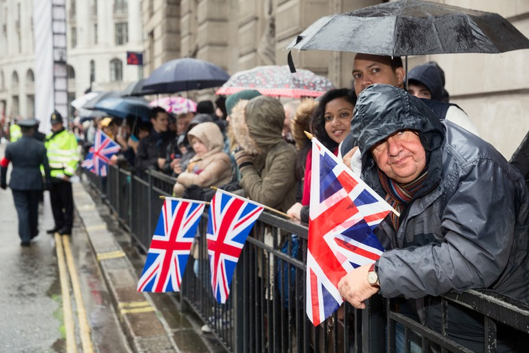 GB. England. London. Lord Mayor's Show. City of London. 2013 © Martin Parr / Magnum Photos