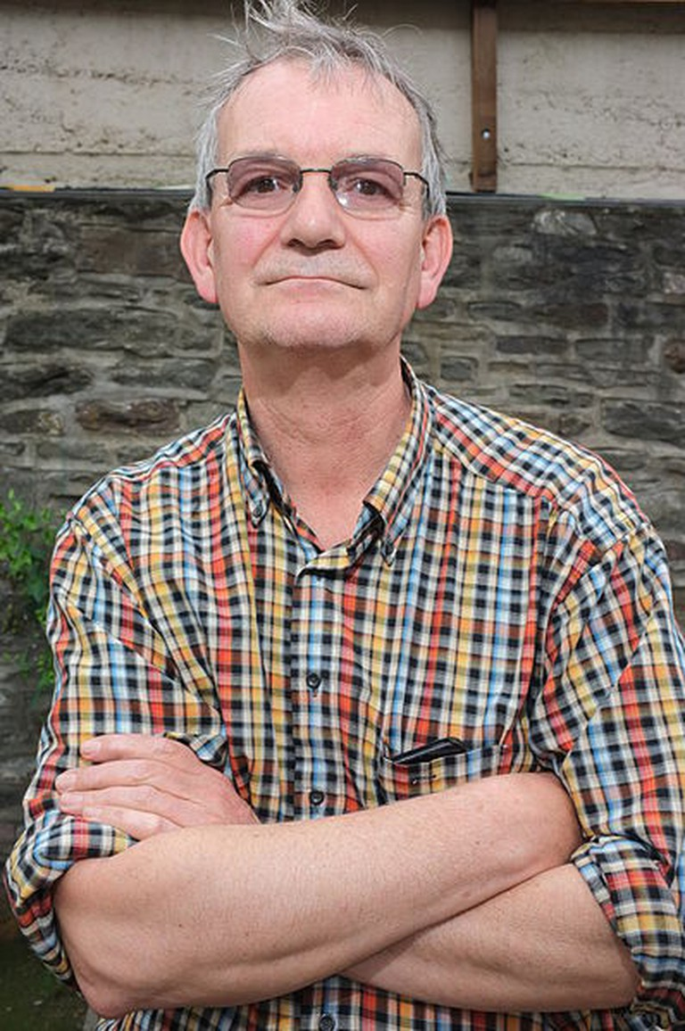 Martin Parr   © Pete.M.Boyd / WikiCommons