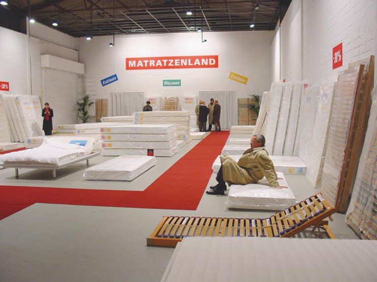 Matratzenland at the Kunsthalle in Münster | © Guillaume Bijl/Wikimedia