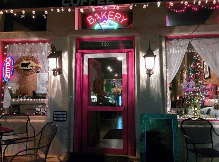 McKinney's Sweet Spot bakery | © Kathy White