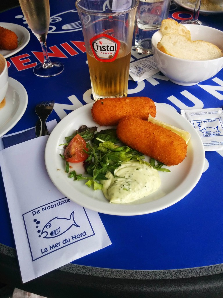 Mer du Nord Croquettes |Courtesy of Trent Greentree