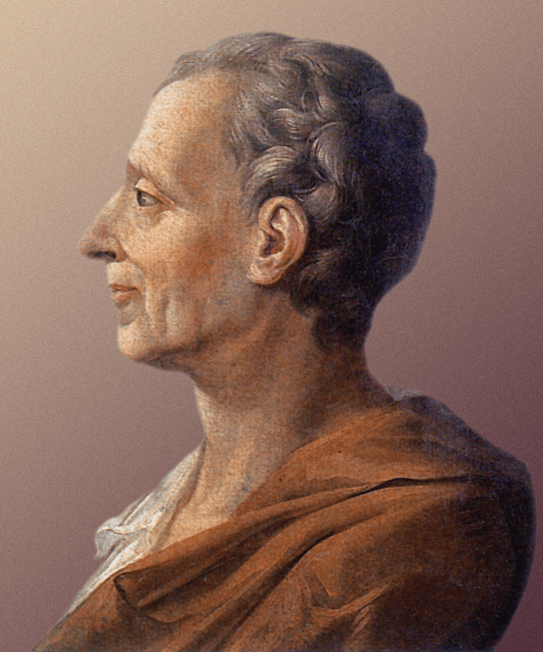 Montesquieu | © https://en.wikipedia.org/wiki/Montesquieu
