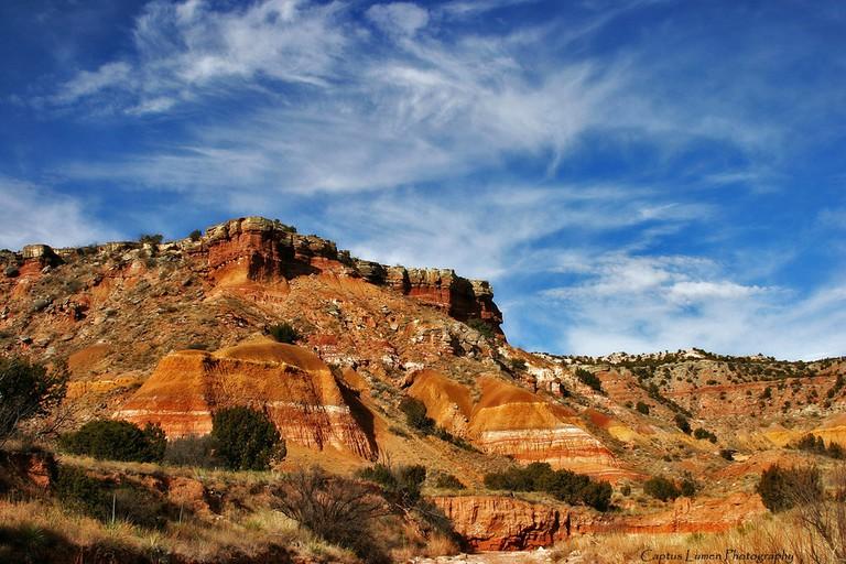 Palo Duro Canyon | © Courtesy of Jeff Johnson, Captus Lumen Photography