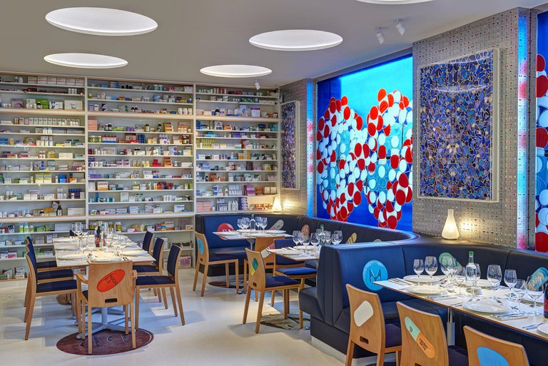 Pharmacy 2 interior 2_Prudence Cuming Associates © 2H Restaurant Ltd. All rights reserved, 2016