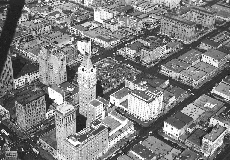Oakland Downtown and Tribune Tower