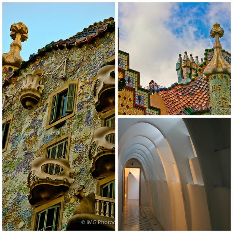 Façade Casa Batlló