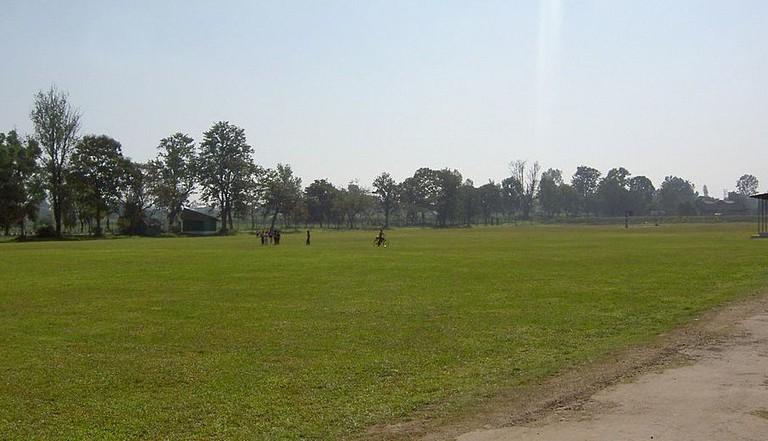 Polo Field, Imphal|© Dirklaureyssens/WikiCommons