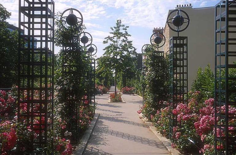 Promenade Plantée | ©Wikipedia Commons