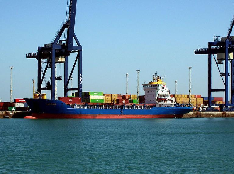 Puerto de la Bahía Cádiz