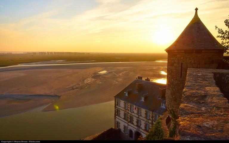 Mont Saint-Michel | © Moyan Brenn/Flickr