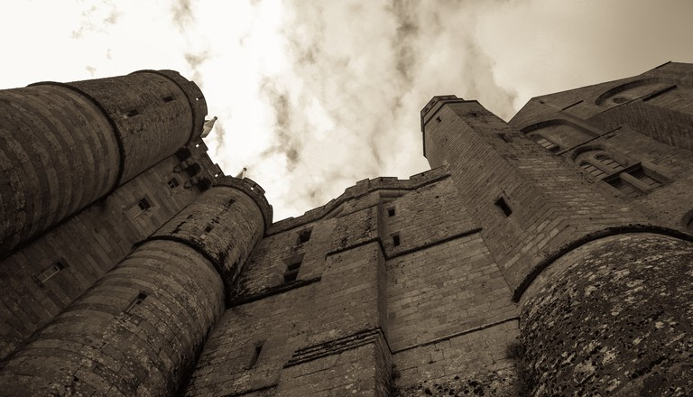 Mont Saint-Michel | © Cristian Bortes/Flickr