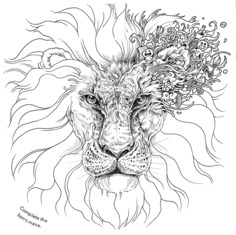 From 'Imagimorphia' by Kerby Rosanes | © Kerby Rosanes