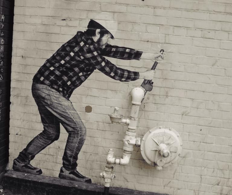 Toronto street art | © margonaut