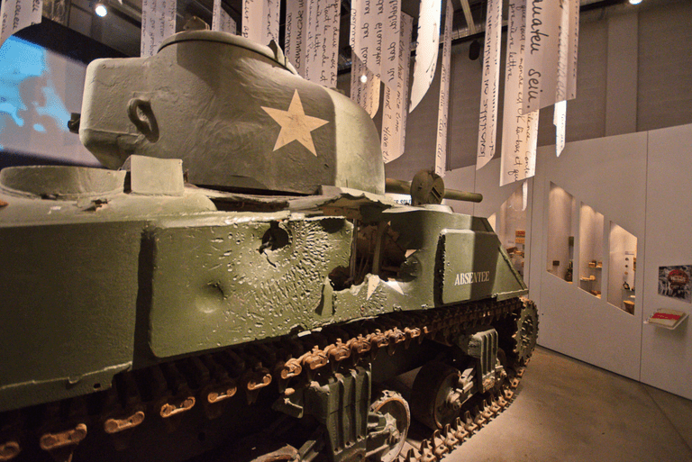 Belgientour 2015 - Bastogne | Uwe Brodrecht/Flickr