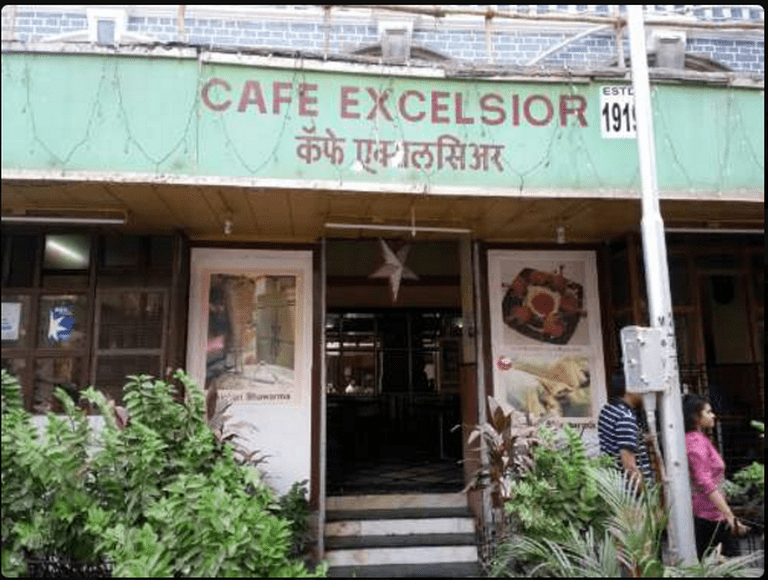 A brunch at Cafe Excelsior in Fort, Mumbai is really soothing, especially if you need some rest after a tiring day out exploring Mumbai.