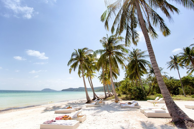 Bai Sao Beach, Phu Quoc Island, Vietnam