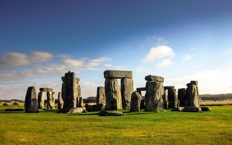 Stonehenge | © fotografieallerei / Pixabay