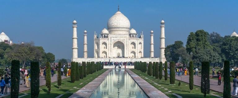 Taj Mahal | © Kyle Hasegawa / Flickr