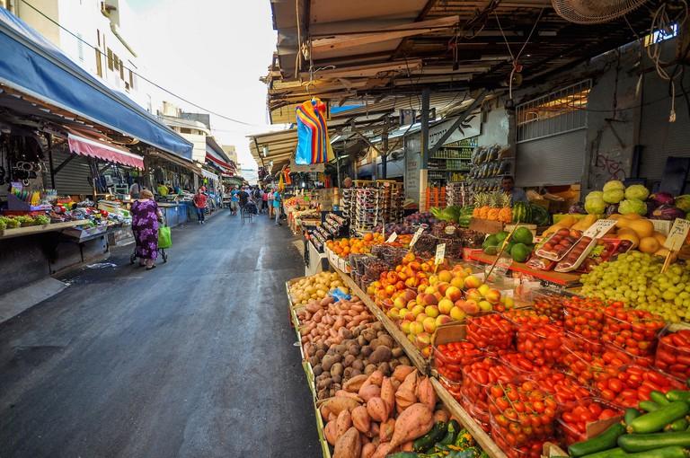 The Carmel Market