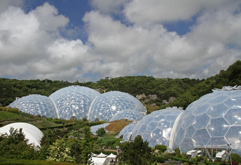 The Eden Project, Cornwall | © Tony Hisgett Flickr