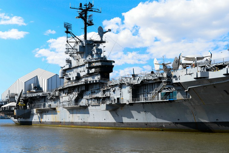 The Intrepid Museum | © Smart Scott Photography