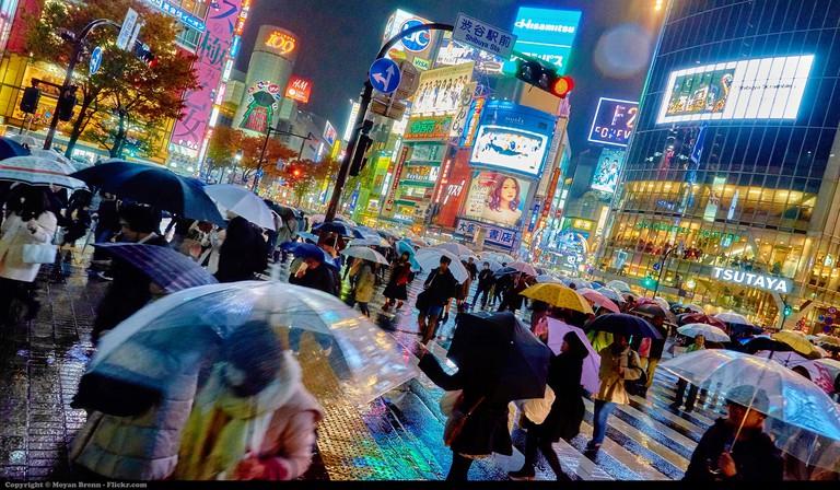 Tokyo, Japan © Moyan Brenn:Flickr