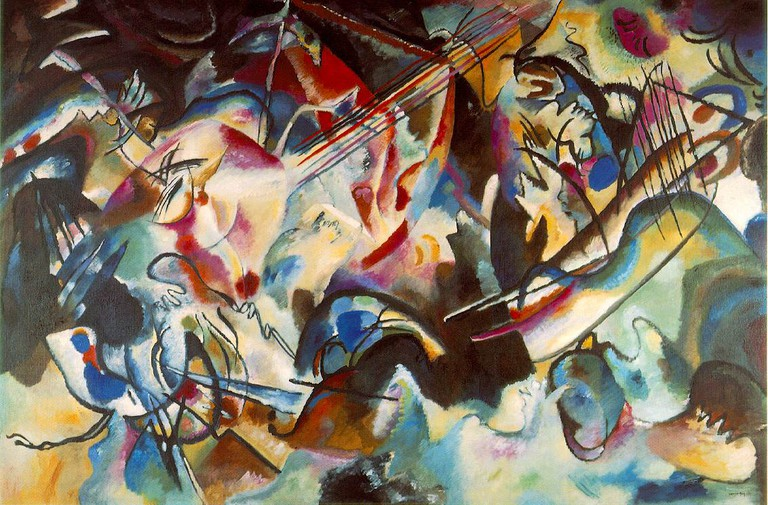 Composition VI | Wassily Kandinsky/WikimediaCommons