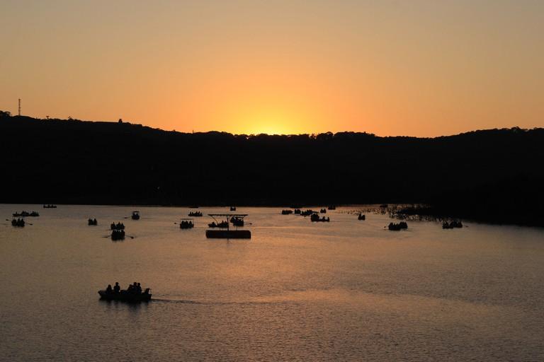 Venna Lake |© Rdglobetrekker / WikiMedia Commons