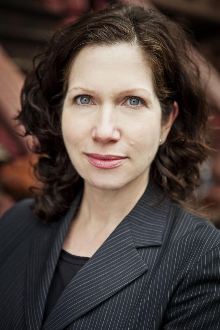 Amy Waldman | © Pieter M. van Hattem